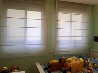 Roman Shades Are Right For You | Malibu Blinds & Shades, LA