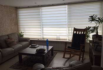 Motorized Cellular Shades Project | Malibu Blinds & Shades, LA